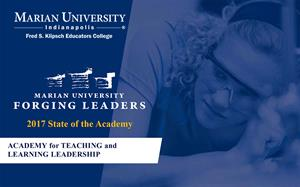 Academy for Teaching and Learning Leadership