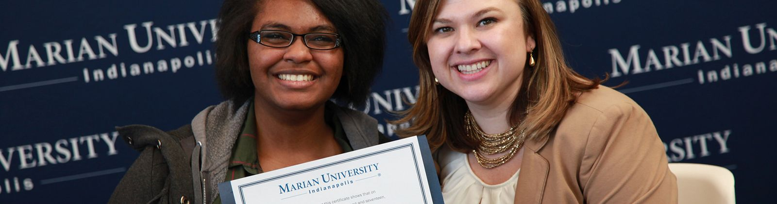 Accepted Student Day | Marian University
