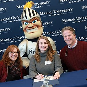 Attend Accepted Student Day at Marian University!