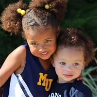 Invite kids and siblings to visit Marian University