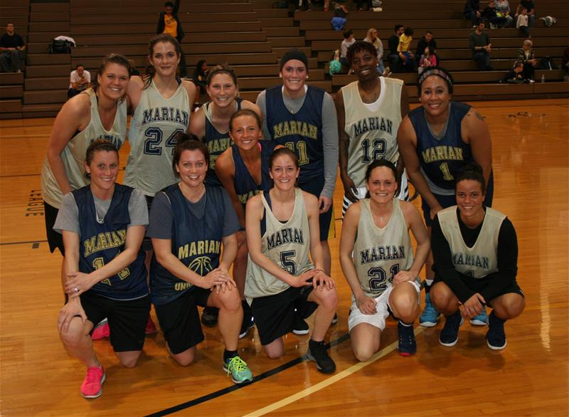 Women's Alumni Basketball Game