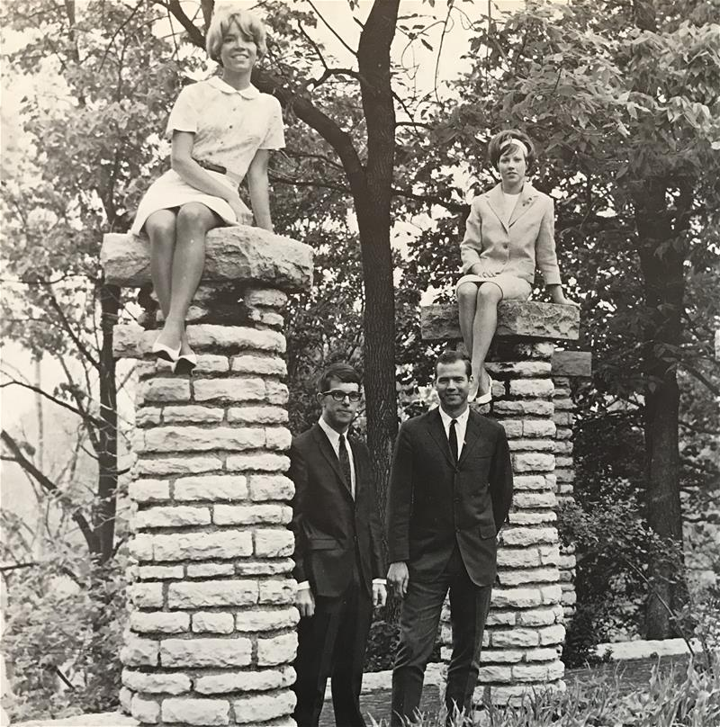1967 Senior Class Officers
