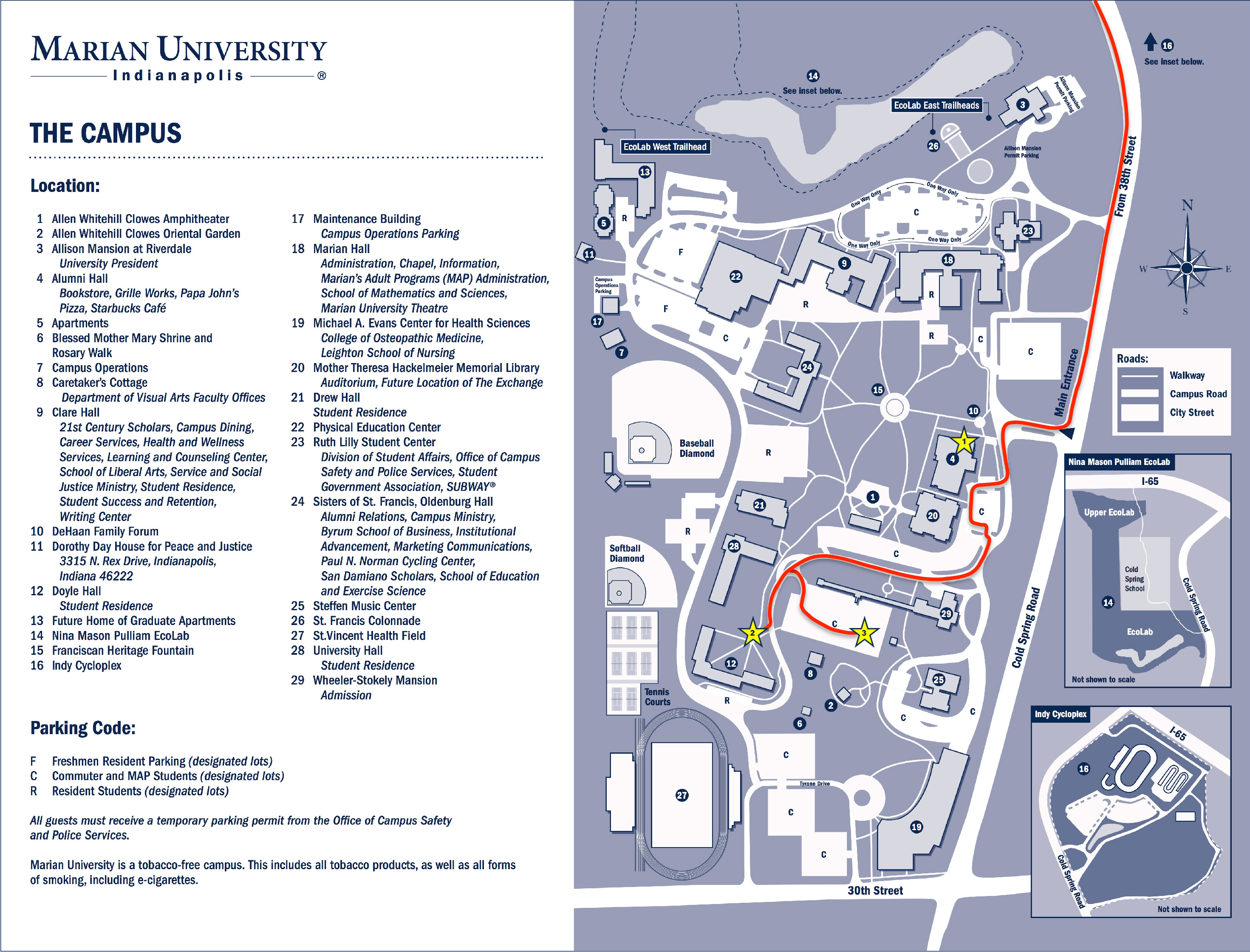 doyle hall move in information