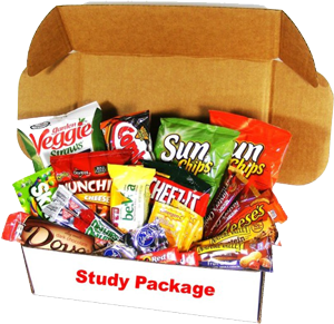 Fall Finals Care Package