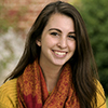 Marian University student Gabrielle Fales