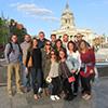 Marian University students study abroad