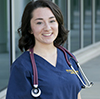 Rachel Marchisello, Marian University nursing student