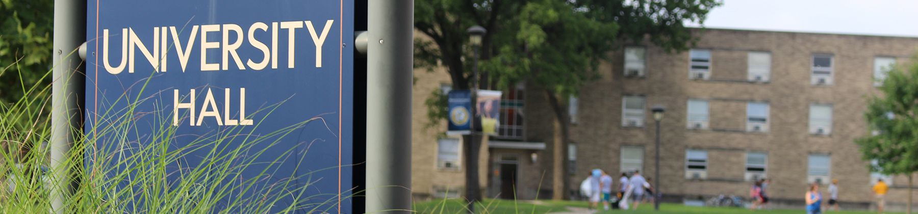 Returning Marian University students may be assigned to University Hall