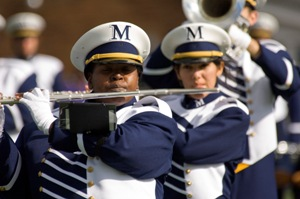 Marching Band Flutes