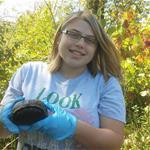 Clara and box turtle