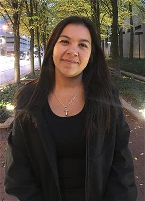 Samantha Vargas, Master of Science in Counseling: Mental Health Track