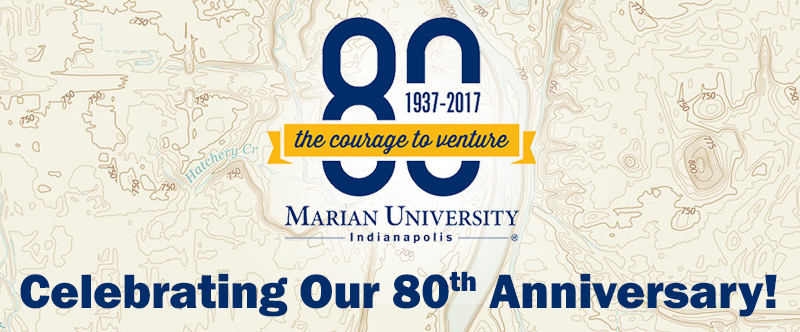 We're celebrating our 80th anniversary logo header