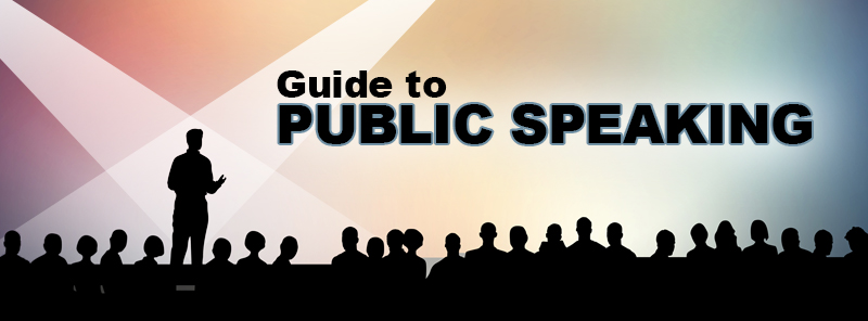 Guide to Public Speaking Header
