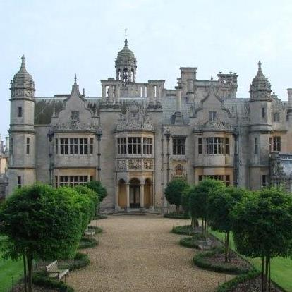 Harlaxton College Campus