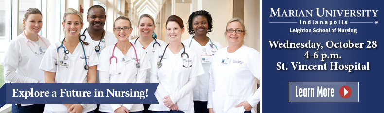Explore a future in nursing