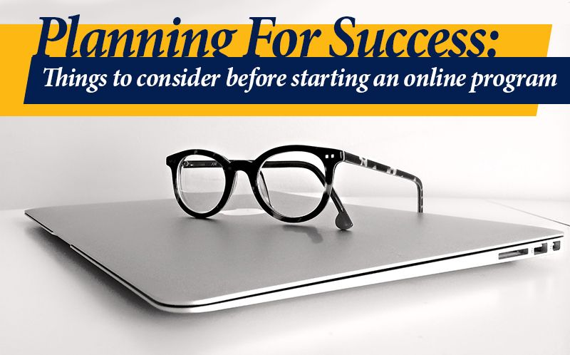 Planning for Success header