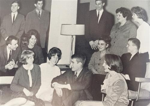 1965 Booster Club