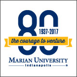 80th anniversary Marian University Indianapolis