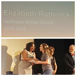 Beth Rothrock award