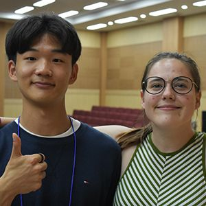 KEC visits South Korea | Marian University