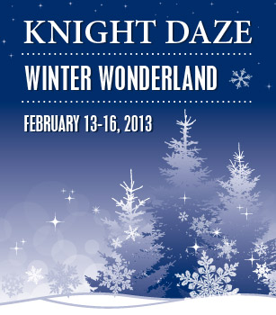 Marian University Knight Daze Winter Wonderland