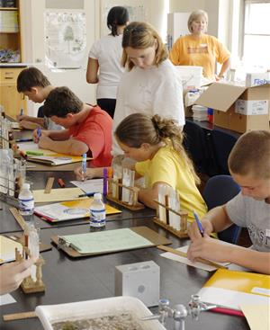 Marian University Preparing Students for International Science Fair