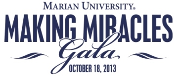 Making Miracles Gala